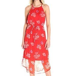 Lucky Brand Women's Pop Floral Dress EUC